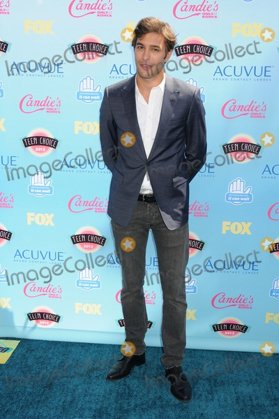 Alexander Koch Photo - 11 August 2013 - Universal City California - Alexander Koch 2013 Teen Choice Awards - Arrivals held at Gibson Amphitheatre Photo Credit Byron PurvisAdMedia