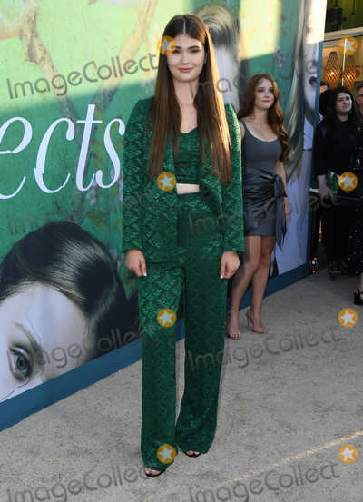 April Brinson Photo - 26 June 2018 - Hollywood California - April Brinson HBOs Sharp Objects Los Angeles Premiere held at the Cinerama Dome Photo Credit Birdie ThompsonAdMedia