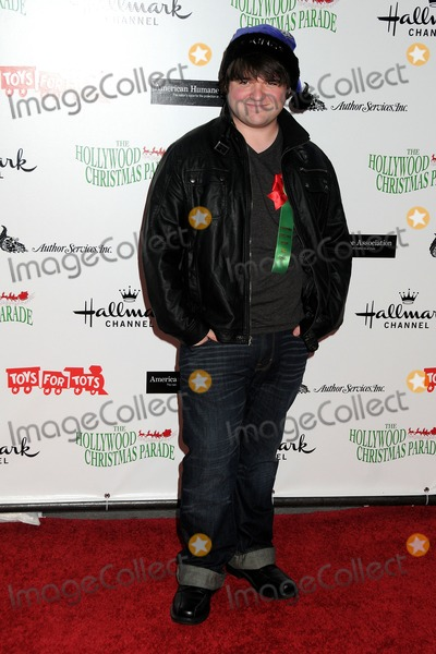 Adam Cagley Photo - 27 November 2011 - Hollywood California - Adam Cagley 80th Anniversary Hollywood Christmas Parade held on Hollywood Blvd Photo Credit Byron PurvisAdMedia