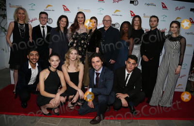 Ashleigh Cummings Photo - 01 June 2017 - West Hollywood California - Sally Bell Ashleigh Bell Kate Ledger Kim Ledger Emma Brown Kendra OBrien Robert Bell Simonne Overend Daniel Monks Ratidzo Mambo Mitzi Ruhlmann Mojean Aria Ashleigh Cummings Hunter Page-Lochard Tilda Cobham-Herve Sam Delich Dakota Shapiro The 9th Annual Australians In Film Heath Ledger Scholarship Dinner Photo Credit F SadouAdMedia