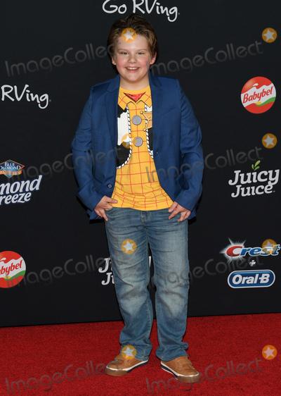 Maxwell Simkins Photo - 12 June 2019 - Hollywood California - Maxwell Simkins Toy Story 4 Disney and Pixar Los Angeles Premiere held at El Capitan Theatre Photo Credit Billy BennightAdMedia