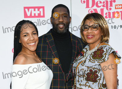 Adam Blackstone Photo - 02 May 2019 - Los Angeles California - Laisha Blackstone Adam Blackstone Elaine Askins VH1S Dear Mama A Love Letter to Mom held at The Theatre at Ace Hotel Photo Credit Billy BennightAdMedia