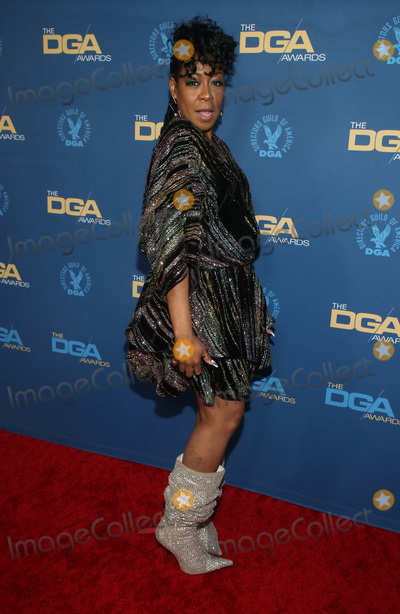Tichina Arnold Photo - 25 January 2020 - Los Angeles California - Tichina Arnold 72nd Annual Directors Guild Of America Awards (DGA Awards 2020) held at the The Ritz Carlton Photo Credit F SadouAdMedia