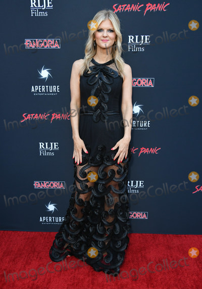 Arden Myrin Photo - 23 August 2019 - Hollywood California - Arden Myrin Satanic Panic Los Angeles Premiere held at The Egyptian Theatre Photo Credit Birdie ThompsonAdMedia