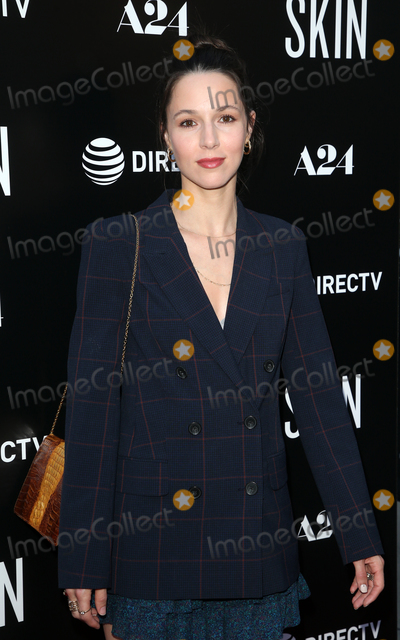 Alona Tal Photo - 11 July 2019 - Hollywood California - Alona Tal The Los Angeles Special Screening of Skin held at ArcLight Hollywood Photo Credit Faye SadouAdMedia