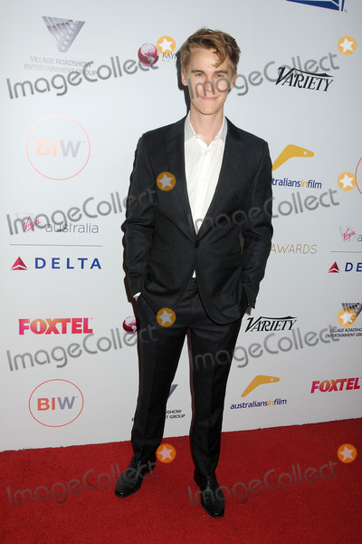 Rhys Wakefield Photo - 25 October 2015 - Century City California - Rhys Wakefield 4th Annual Australians In Film Gala held at the InterContinental Hotel Photo Credit Byron PurvisAdMedia