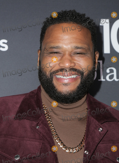 Anthony Anderson Photo - 10 November 2018 - Los Angeles California - Anthony Anderson Black-ish TV show 100th episode celebration held at Walt Disney Studio Lot Photo Credit PMAAdMedia