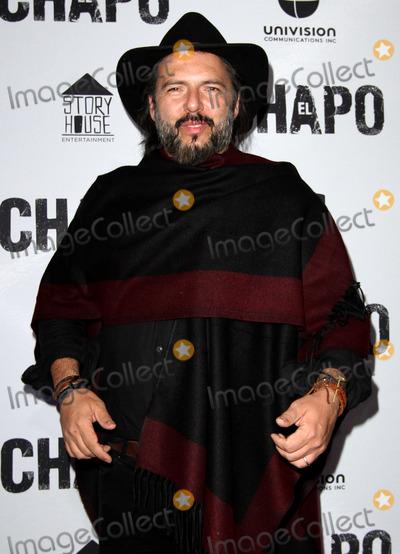 El Chapo Photo - 19 April 2017 - Los Angeles California - Rodrigo Abed Univisions El Chapo Original Series Premiere Event held at The Landmark Theatre Photo Credit AdMedia