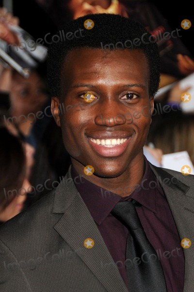 Amadou Ly Photo - 14 November 2011 - Los Angeles California - Amadou Ly The Twilight Saga Breaking Dawn Part 1 Los Angeles Premiere held at Nokia Theatre LA Live Photo Credit Byron PurvisAdMedia