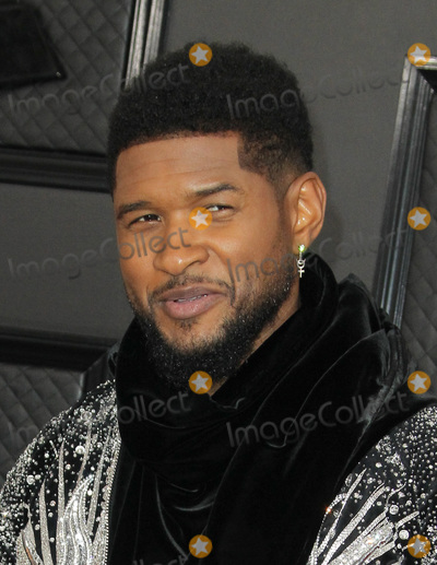 Usher Photo - 26 January 2020 - Los Angeles California - Usher 62nd Annual GRAMMY Awards held at Staples Center Photo Credit AdMedia