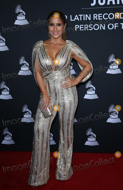 Jackie Guerrido Photo - 18 May 2019 - Las Vegas NV - Jackie Guerrido 2019 Latin Recording Academy Person of The Year Gala honoring Juanes Red Carpet Arrivals at MGM Grand Hotel and Casino Photo Credit MJTAdMedia