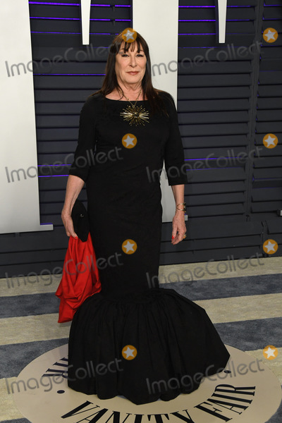 Anjelica Huston Photo - 24 February 2019 - Los Angeles California - Anjelica Huston 2019 Vanity Fair Oscar Party following the 91st Academy Awards held at the Wallis Annenberg Center for the Performing Arts Photo Credit Birdie ThompsonAdMedia