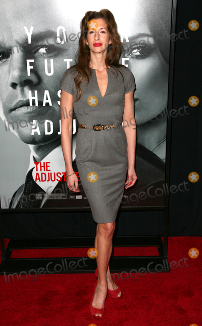 Alysia Reiner Photo - 14 February 2011 - New York NY -  Alysia Reiner The World Premiere of The Adjustment Bureau at the Ziegfeld Theatre on February 14 2011 in New York City Photo Paul ZimmermanAdMedia