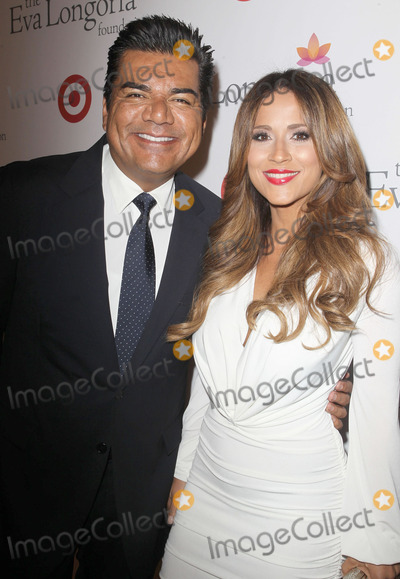 Jacky Guerrido Photo - 28 September 2013 - Hollywood California - George Lopez Jackie Guerrido Annual Eva Longoria Foundation Dinner Hosted by the Eva Longoria Foundation and Target held a Beso Restaurant Photo Credit Kevan BrooksAdMedia