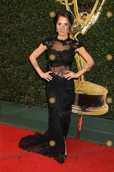 Kelly Monaco Photo - 1 May 2016 - Los Angeles California - Kelly Monaco 43rd Annual Daytime Emmy Awards - Arrivals held at the Westin Bonaventure Hotel Photo Credit Byron PurvisAdMedia