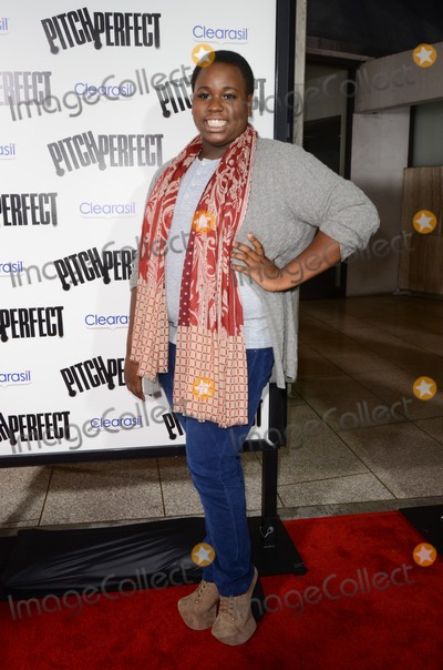 Alex Newell Photo - 24 September 2012 - Hollywood California - Alex Newell  The premiere of Universal Pictures And Gold Circle Films Pitch Perfect held at ArcLight Cinemas Photo Credit Tonya WiseAdMedia