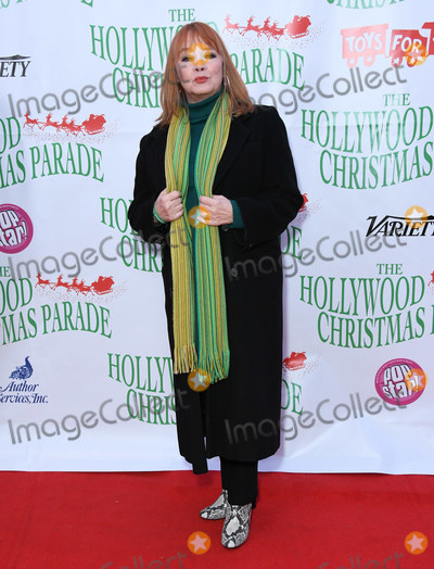 Andrea Evans Photo - 01 December 2019 - Hollywood California - Andrea Evans The 88th Annual Hollywood Christmas Parade  held at Hollywood Blvd Photo Credit Birdie ThompsonAdMedia
