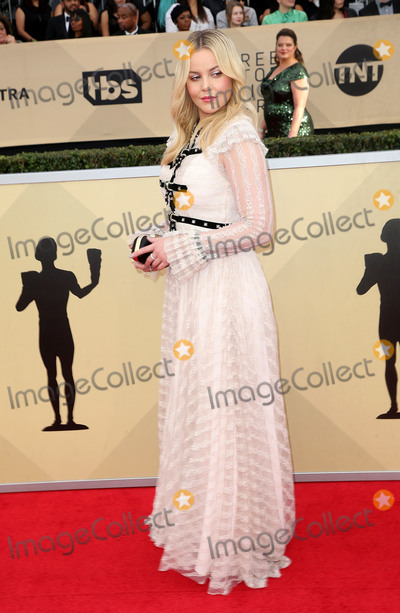 Abbie Cornish Photo - 21 January 2018 - Los Angeles California - Abbie Cornish 24th Annual Screen Actors Guild Awards held at The Shrine Auditorium Photo Credit RetnaAdMedia