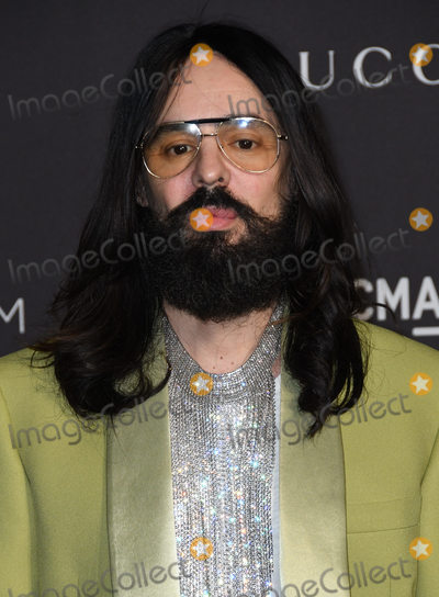 Alessandro Michele Photo - 03 November 2018 - Los Angeles California - Alessandro Michele 2018 LACMA Art  Film Gala held at LACMA Photo Credit Birdie ThompsonAdMedia