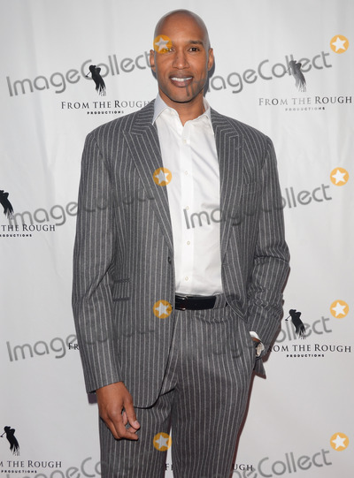 Henri Simmons Photo - 23 April 2014 - Hollywood California - Henry Simmons Arrivals for the Los Angeles premiere of From the Rough held at the Arclight Cinemas in Hollywood Ca Photo Credit Birdie ThompsonAdMedia
