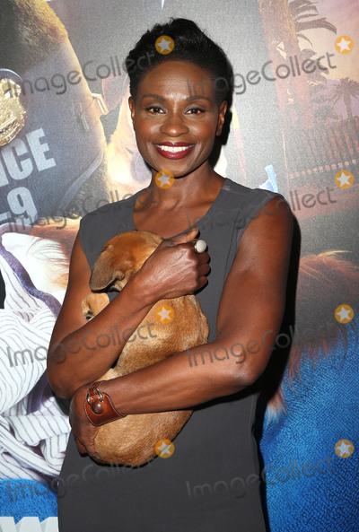 Adina Porter Photo - 05 May 2018 - Hollywood California - Adina Porter Show Dogs Los Angeles Premiere held at TCL Chinese 6 Theatre Photo Credit F SadouAdMedia