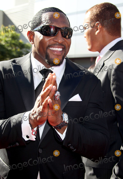 Ray Lewis Photo - 17 July 2013 - Los Angeles California - Ray Lewis - Baltimore Ravens The 2013 ESPY Awards held at Nokia Theatre LA Live Photo Credit Russ ElliotAdMedia