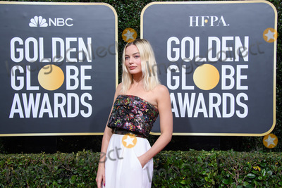 Margot Robbie Photo - 05 January 2020 - Beverly Hills California - Nominee Margot Robbie 77th Annual Golden Globe Awards held at the Beverly Hilton Photo Credit HFPAAdMedia