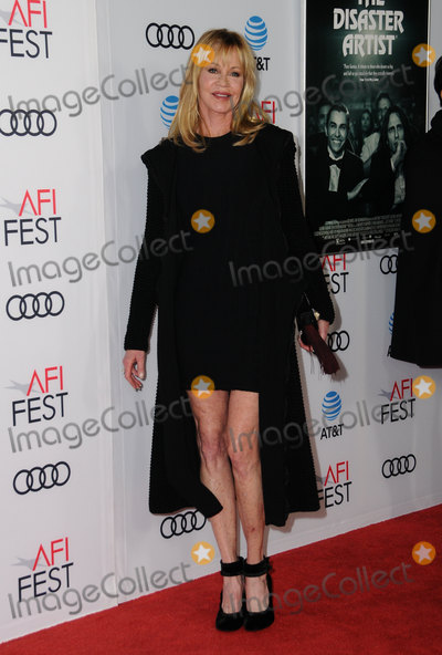 Melanie Griffith Photo - 12 November  2017 - Hollywood California - Melanie Griffith AFI FEST 2017 Screening Of The Disaster Artist held at The Beverly Hilton Hotel in Hollywood Photo Credit Birdie ThompsonAdMedia
