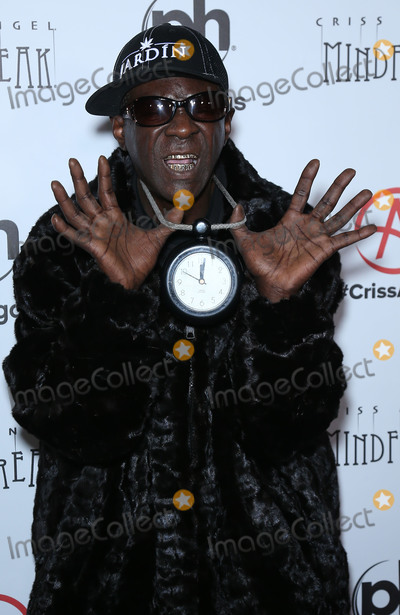 Flava Flav Photo - 19 January 2019 - Las Vegas NV - Flava Flav Criss Angel celebrates the official grand opening of MINDFREAK at Planet Hollywood Resort  Casino Photo Credit MJTAdMedia