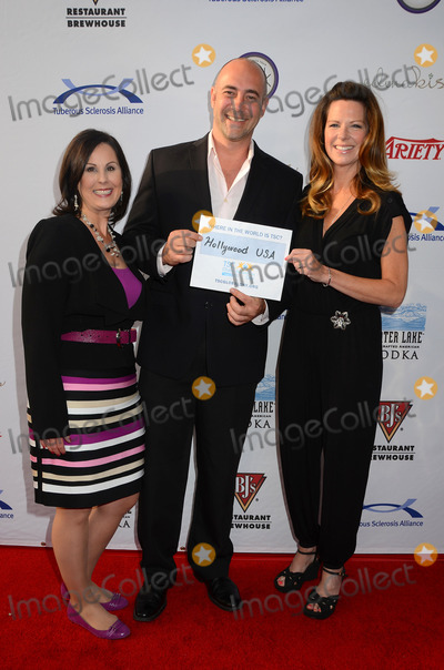 Alex Skuby Photo - 07 April 2013 - Hollywood California - Kari Luther Rosbeck Alex Skuby Mo Collins Comedy for a Cure A night to raise funds and awareness for the Tuberous Sclerosis Alliance Photo Credit BirdieThompsonAdMedia