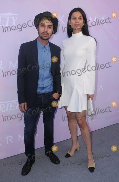 Kunal Nayyar Photo - 28 January 2017 - Hollywood California - Kunal Nayyar Neha Nayyar 2017 Varietys Celebratory Awards Nominees Brunch held at The Dolby Theater Photo Credit Birdie ThompsonAdMedia