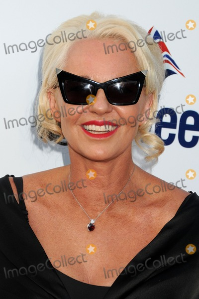Amanda Eliasch Photo - 22 April 2014 - Los Angeles California - Amanda Eliasch 8th Annual BritWeek Launch Party held at the British Consulate General Photo Credit Byron PurvisAdMedia