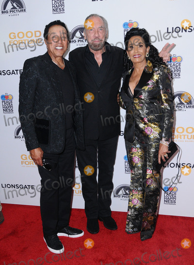 John Paul DeJoria Photo - 29 June 2017 - Beverly Hills California - Smokey Robinson John Paul Dejoria Frances Robinson Good Fortune Los Angeles screening held at the Samuel Goldwyn Theatre in Beverly Hills Photo Credit Birdie ThompsonAdMedia