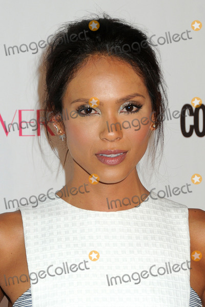 Lesley-Ann Brandt Photo - 12 October 2015 - Hollywood California - Lesley-Ann Brandt Cosmopolitan 50th Birthday Celebration held at Ysabel Photo Credit Byron PurvisAdMedia