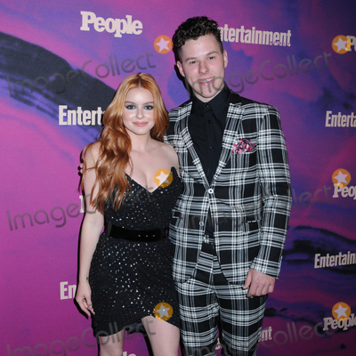 Nolan Gould Photo - 13 May 2019 - New York New York - Ariel Winter and Nolan Gould at the Entertainment Weekly  People New York Upfronts Celebration at Union Park in Flat Iron Photo Credit LJ FotosAdMedia