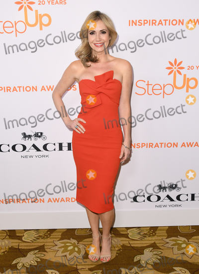 Ashley Jones Photo - 01 June 2018 - Beverly Hills California - Ashley Jones 2018 Inspiration Awards Benefiting Step Up held at Beverly Wilshire Photo Credit Birdie ThompsonAdMedia