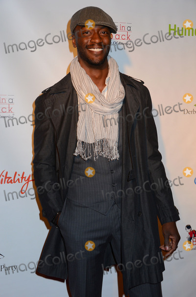 Aldis Hodge Photo - 12 January 2012 - West Hollywood California - Aldis Hodge Los Angeles Derby Prelude Party held at The London West Hollywood Photo Credit Birdie ThompsonAdMedia