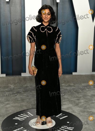 Man Photo - 09 February 2020 - Los Angeles California - Sunita Mani 2020 Vanity Fair Oscar Party following the 92nd Academy Awards held at the Wallis Annenberg Center for the Performing Arts Photo Credit Birdie ThompsonAdMedia