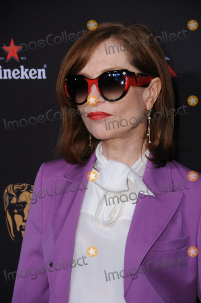 Isabelle Huppert Photo - 06 January 2018 - Beverly Hills California - Isabelle Huppert 2018 BAFTA Tea Party held at The Four Seasons Los Angeles at Beverly Hills in Beverly Hills Photo Credit Birdie ThompsonAdMedia