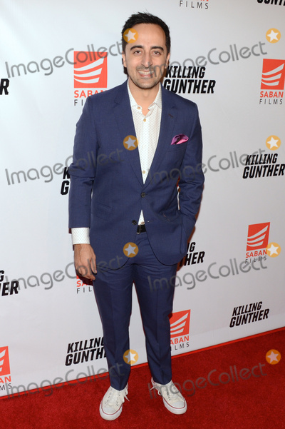 Amir Talai Photo - 14 October 2017 - Hollywood California - AMIR TALAI Killing Gunther Los Angeles Premiere held at TLC Chinese Theater Photo Credit Billy BennightAdMedia