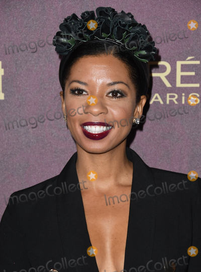 Angel Parker Photo - 15 September 2018 - West Hollywood California - Angel Parker 2018 Entertainment Weekly Pre-Emmy Party held at the Sunset Tower Hotel Photo Credit Birdie ThompsonAdMedia