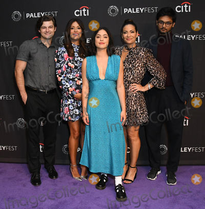 Constance Marie Photo - 06 September 2019 - Beverly Hills California - Kevin Bigley Angelique Cabral Rosa Salazar Constance Marie Siddharth Dhananjay The Paley Center For Medias 2019 PaleyFest Fall TV Previews - Undone held at The Paley Center for Media Photo Credit Birdie ThompsonAdMedia