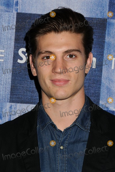 Adam Miller Photo - 18 September 2014 - Los Angeles California - Adam Miller People StyleWatch Hosts Hollywood Denim Party In Honor of the Magazines 4th Annual Denim Issue held at The Line Hotel Photo Credit Byron PurvisAdMedia