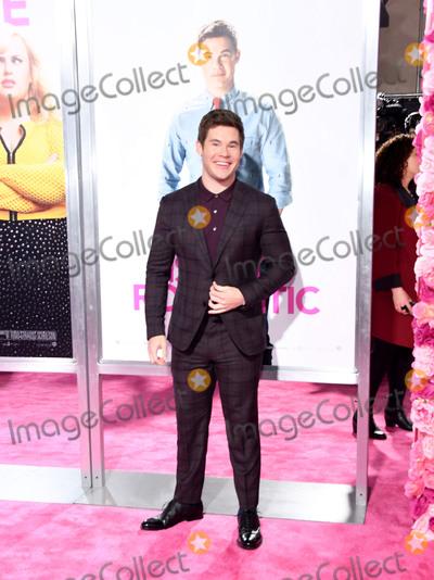 Adam DeVine Photo - 11 February 2019 - Los Angeles California - Adam Devine Isnt It Romantic Los Angeles Premiere held at the Theater at Ace Hotel Photo Credit Birdie ThompsonAdMedia