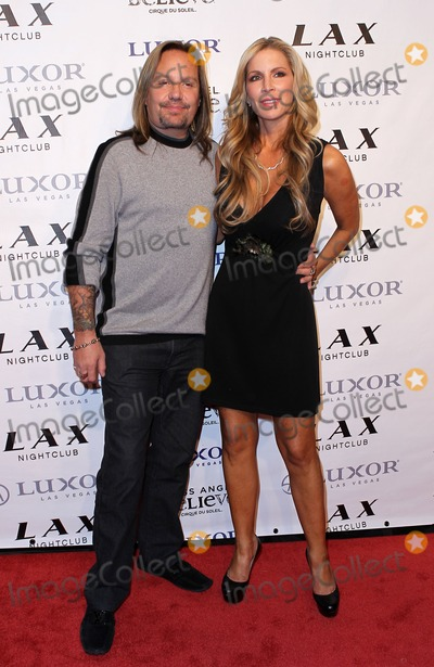 Alicia Jacobs Photo - 11 December 2010 - Las Vegas Nevada - Vince Neil Alicia Jacobs  Criss Angel celebrates his birthday and 1000th Criss Angel BeLIEve show at LAX Nightclub inside the Luxor Resort Hotel and Casino Photo MJTAdMedia