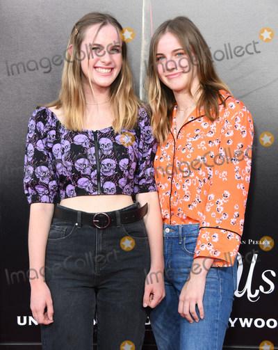 Noelle Sheldon Photo - 12 September 2019 - Universal City California - Cali Sheldon Noelle Sheldon Universal Studios Halloween Horror Nights 2019 held at Universal Studios Photo Credit Birdie ThompsonAdMedia