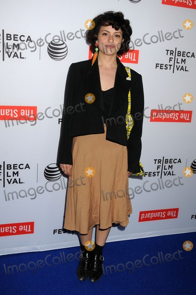 Alias Photo - 23 March 2015 - West Hollywood California - Alia Shawkat 2015 Tribeca Film Festival Official Kick-off Party held at The Standard Hotel Photo Credit Byron PurvisAdMedia