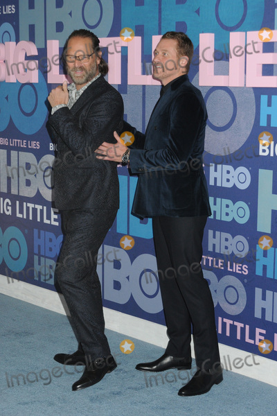 James Tupper Photo - 29 May 2019 - New York New York - Jeffrey Nordling and James Tupper at the BIG LITTLE LIES Season 2 HBO Red Carpet Premiere at the Jazz at Lincoln Center Photo Credit LJ FotosAdMedia