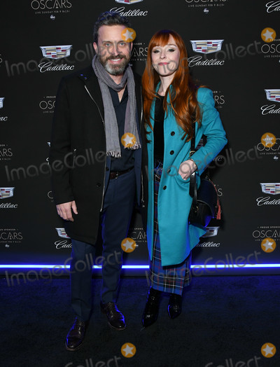 Rob Benedict Photo - 06 February 2020 - Los Angeles - Rob Benedict Ruth Connell Cadillac Celebrates The 92nd Annual Academy Awards held at Chateau Marmont Photo Credit Birdie ThompsonAdMedia