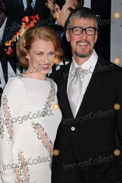 Alan Ruck Photo - 7 January 2013 - Hollywood California - Mireille Enos Alan Ruck Gangster Squad Los Angeles Premiere held at Graumans Chinese Theatre Photo Credit Byron PurvisAdMedia